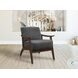 Carlson Dark Gray Velvet Accent Chair