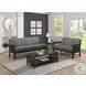 Lewiston Gray Sofa