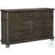 Motsinger Brown Dresser