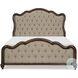 Heath Court Brown Upholstered Panel Bedroom Set