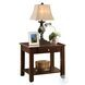 Ballwin Brown Lift Top Occasional Table Set