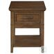 Whitley Walnut Occasional Table Set With Lift Top