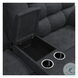 Wilhurst Marine Reclining Loveseat With Console