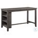 Timbre Gray Counter Height Dining Table
