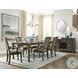 Summerdale Gray Arm Chair Set of 2