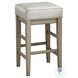 Pittsville White Counter Height Stool Set Of 2