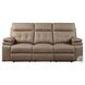 Millington Brown Power Double Reclining Living Room Set With Power Headrests