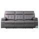 Millington Gray Double Reclining Living Room Set