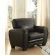 Rubin Black Chair