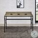 Corday Grey And Black Desk