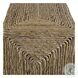Rora Natural Woven Accent Table