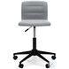 "Beauenali Gray 32"" Desk Chair"