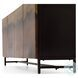Element Aged Brown Stormy Sideboard