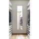 """Tall 60"""" Surface Mount Right Hinge Deep Mirror Cabinet"""