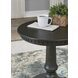 Miniore Black End Table