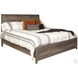 Hanover Square Elm Brown Twin Panel Bed