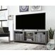 Baystorm Gray XL TV Stand