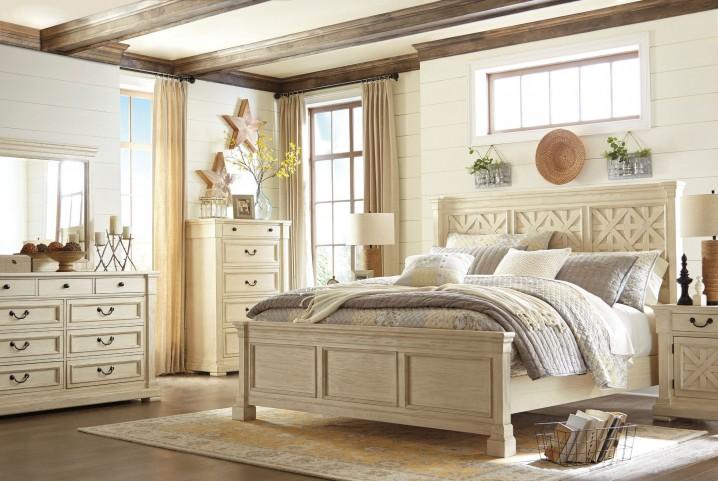 Bolanburg White Panel Bedroom Set from Ashley Furniture ...