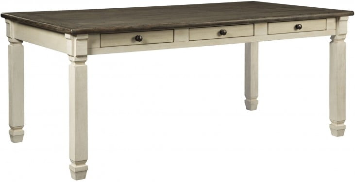 Ashley Bolanburg Dining Table   Item# 11965