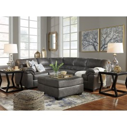 Dorsten Slate Sectional From Ashley Homegallerystore Com 7720438 35 77