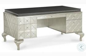 Hollywood Swank Caviar Desk