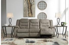 Segburg Cobblestone Reclining Sofa