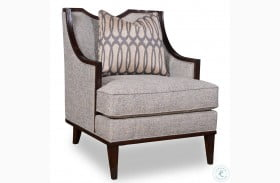 Harper Hickory Veneers Matching Chair