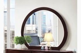 Lyric Espresso Mirror