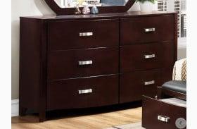Lyric Espresso Dresser