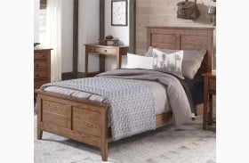 Grandpas Cabin Youth Panel Bed
