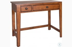 Grandpa's Cabin Student Aged Oak Desk