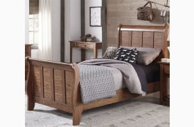 Grandpas Cabin Youth Sleigh Bed