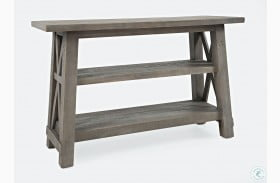 Outer Banks Driftwood Sofa Table