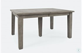 Outer Banks Driftwood Rectangular Extendable Dining Table