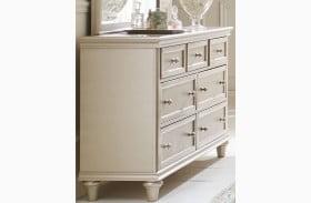 Celandine Silver Dresser