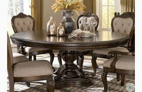 Bonaventure Park Cherry Extendable Dining Table