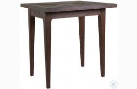 Ringo Marrone Extendable Outdoor Bistro Table