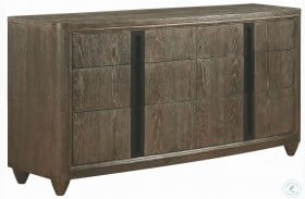 Geode Warm Kona Topaz Dresser