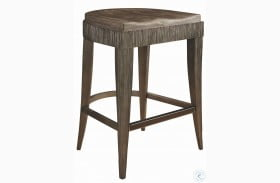 Geode Warm Kona Occo Counter Stool Set of 2