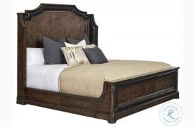 Landmark Russet Mansion Bed