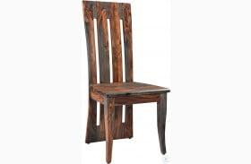 Sierra Brown Dining Chair Set of 2