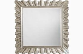 Starlite Silver Accent Mirror