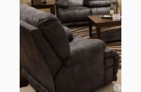 Voyager Slate Power Recliner