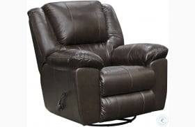Transformer II Chocolate Power Wall Hugger Recliner