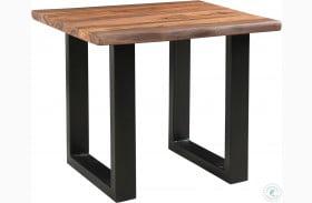 Brownstone Ii Nut Brown End Table