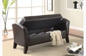 Dark Brown Bench 500951