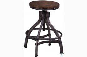 Chandler Adjustable Counter Stool Set of 2