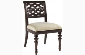 Royal Kahala Molokai Rich Kona Dining Side Chair
