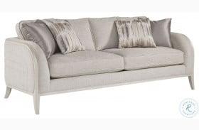 La Scala Ivory Channel Sofa