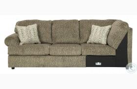 Hoylake Chocolate LAF Sofa